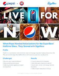 Pepsi & The Superbowl Halftime Show
